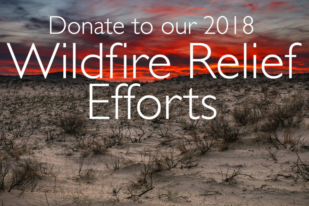 Donate to the Oklahoma Farming & Ranching Foundation's 2018 Fire Relief Efforts