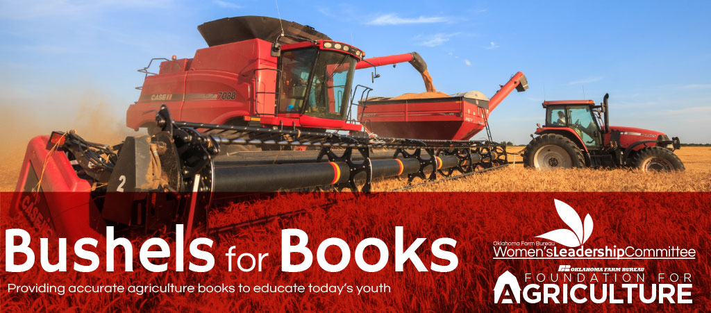 Bushels for Books